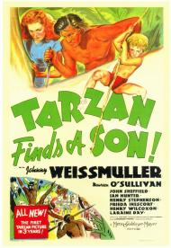 Tarzan Finds a Son! Movie Poster
