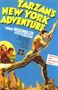 Tarzan's New York Adventure Movie Poster