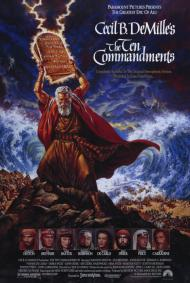 The Ten Commandments Movie Poster
