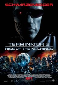 T3: Rise of the Machines Movie Poster