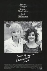 Terms of Endearment Movie Poster