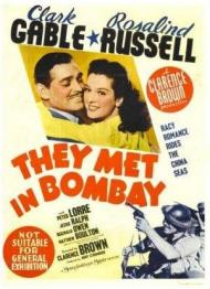 They Met in Bombay Movie Poster