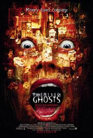 Thirteen Ghosts Movie Poster