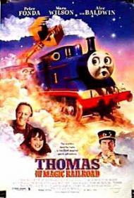 Thomas and the Magic Railroad Movie Poster