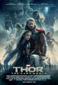 Thor: The Dark World Movie Poster