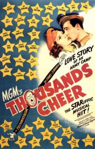 Thousands Cheer Movie Poster