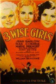 3 Wise Girls Movie Poster
