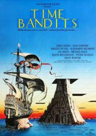 Time Bandits Movie Poster