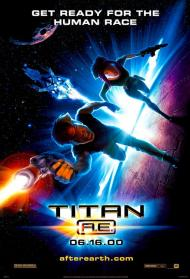 Titan AE Movie Poster