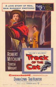 Track of the Cat Movie Poster