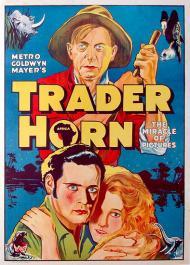 Trader Horn Movie Poster