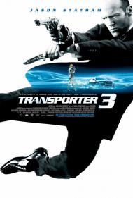 The Transporter 3 Movie Poster