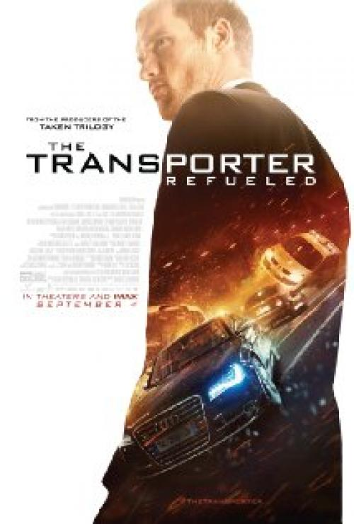 The Transporter Refueled Movie Poster