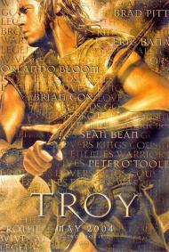 Troy (2004) Starring: Brad Pitt, Orlando Bloom, Eric Bana