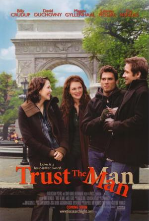 Trust the Man Movie Poster