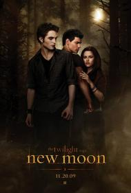 Twilight Saga: New Moon Movie Poster