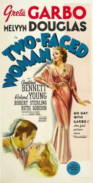 Two-Faced Woman Movie Poster