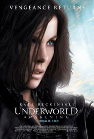 Underworld: Awakening Movie Poster