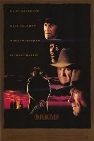 Unforgiven Movie Poster