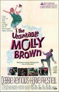 The Unsinkable Molly Brown Movie Poster