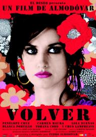 Volver Movie Poster