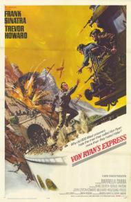 Von Ryan's Express Movie Poster