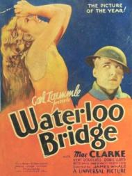 Waterloo Bridge  Movie Poster
