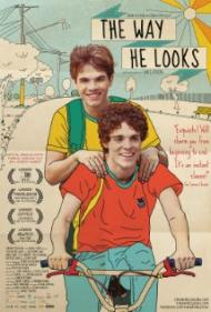 The Way He Looks Movie Poster