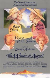 The Whales of August Movie Poster