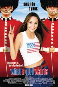 What a Girl Wants Movie Poster