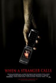 When a Stranger Calls Movie Poster