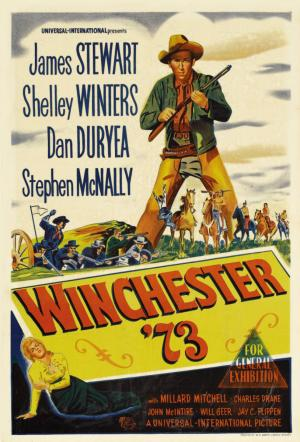Winchester '73 Movie Poster