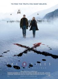 X-Files: I Want to Believe Movie Poster