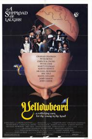 Yellowbeard Movie Poster