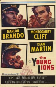 The Young Lions Movie Poster