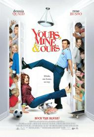 Yours, Mine and Ours Movie Poster