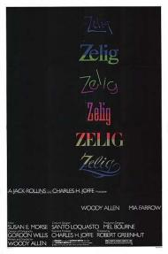 Zelig Movie Poster