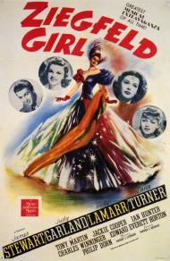 Ziegfeld Girl Movie Poster