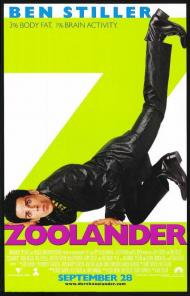 Zoolander Movie Poster