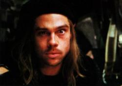 Brad Pitt in 12 Monkeys