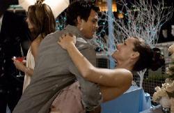 Mark Ruffalo and Jennifer Garner in 13 Going on 30.