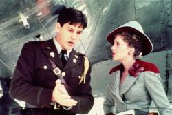 Tim Matheson and Karen Allen in 1941