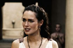 Lena Headey in 300.