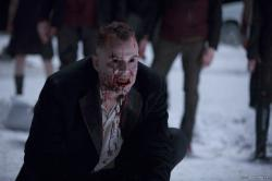 Danny Huston in 30 Days of Night.