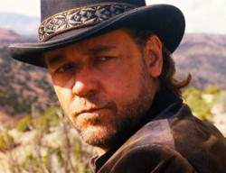 Russell Crowe in 3:10 to Yuma.