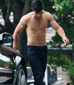 Taylor Lautner displays his talents in Abduction.