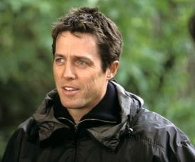Hugh Grant in About a Boy.
