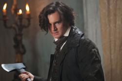 Benjamin Walker in Abraham Lincoln: Vampire Hunter.