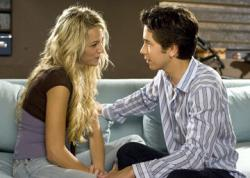 Blake Lively and Justin Long in Accepted.
