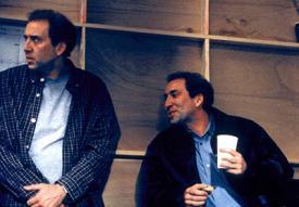 Nicolas Cage and Nicolas Cage in Adaptation.